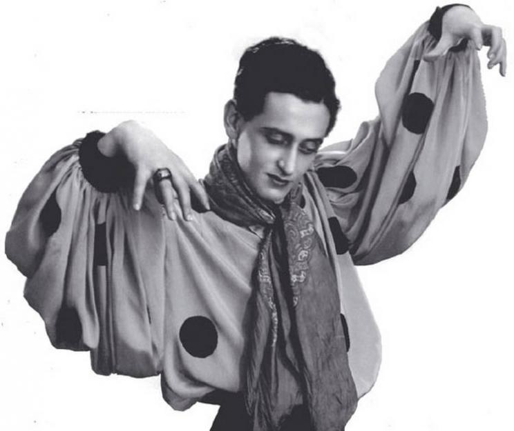 Miguel de Molina blusas-767969