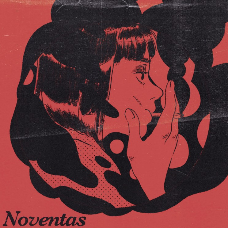 Cover single 'Noventas' - @Ari Schneider