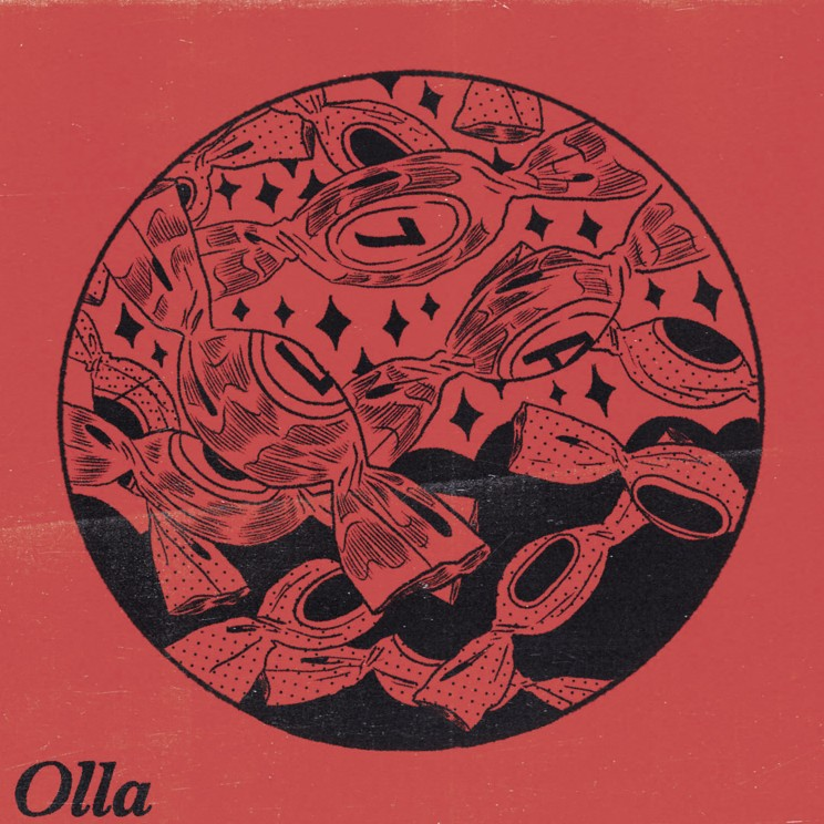 Cover single 'Olla' - @Ari Schneider