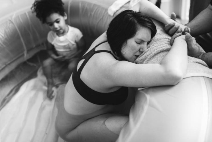 Jaleesa Birth: Lauren Jolly Photography