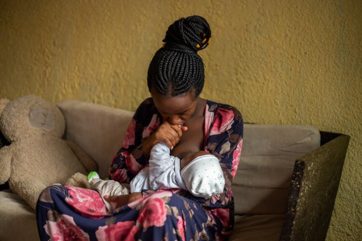 Jean Bizimana 2020 Motherhood in Rwanda Project