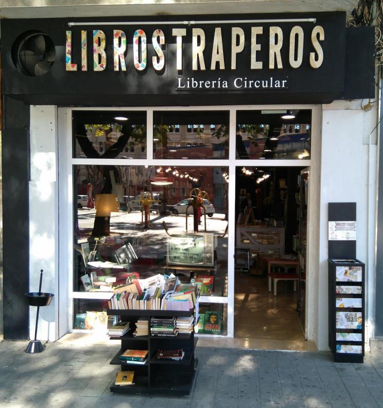 Libros Traperos.