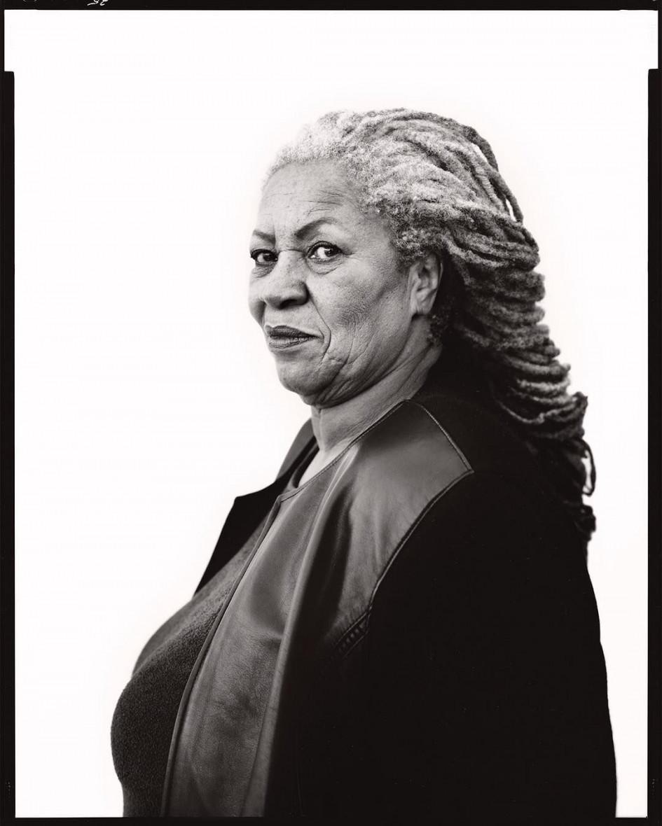 Toni Morrison por Avedon, 2003
