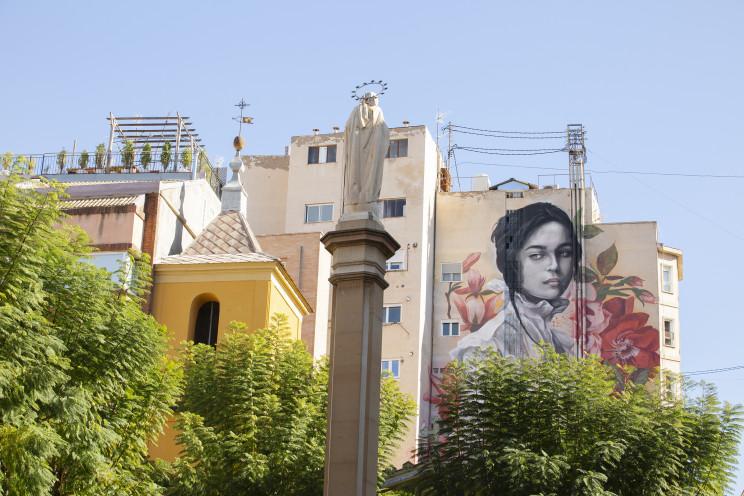 Graffiti Murcia ©PilarMorales