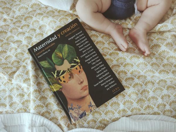 Maternidad y Creación. Foto: María Lencina.