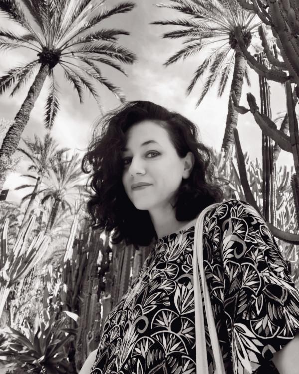 Teresa De Aranda, foto de la autora.